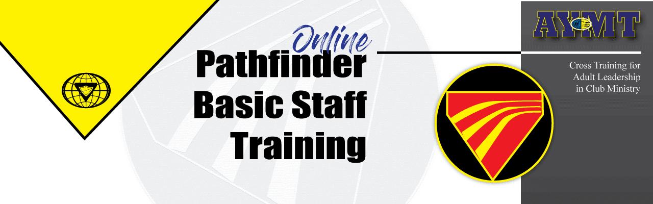 Pathfinder Basic Staff Training – March 14, 2021
